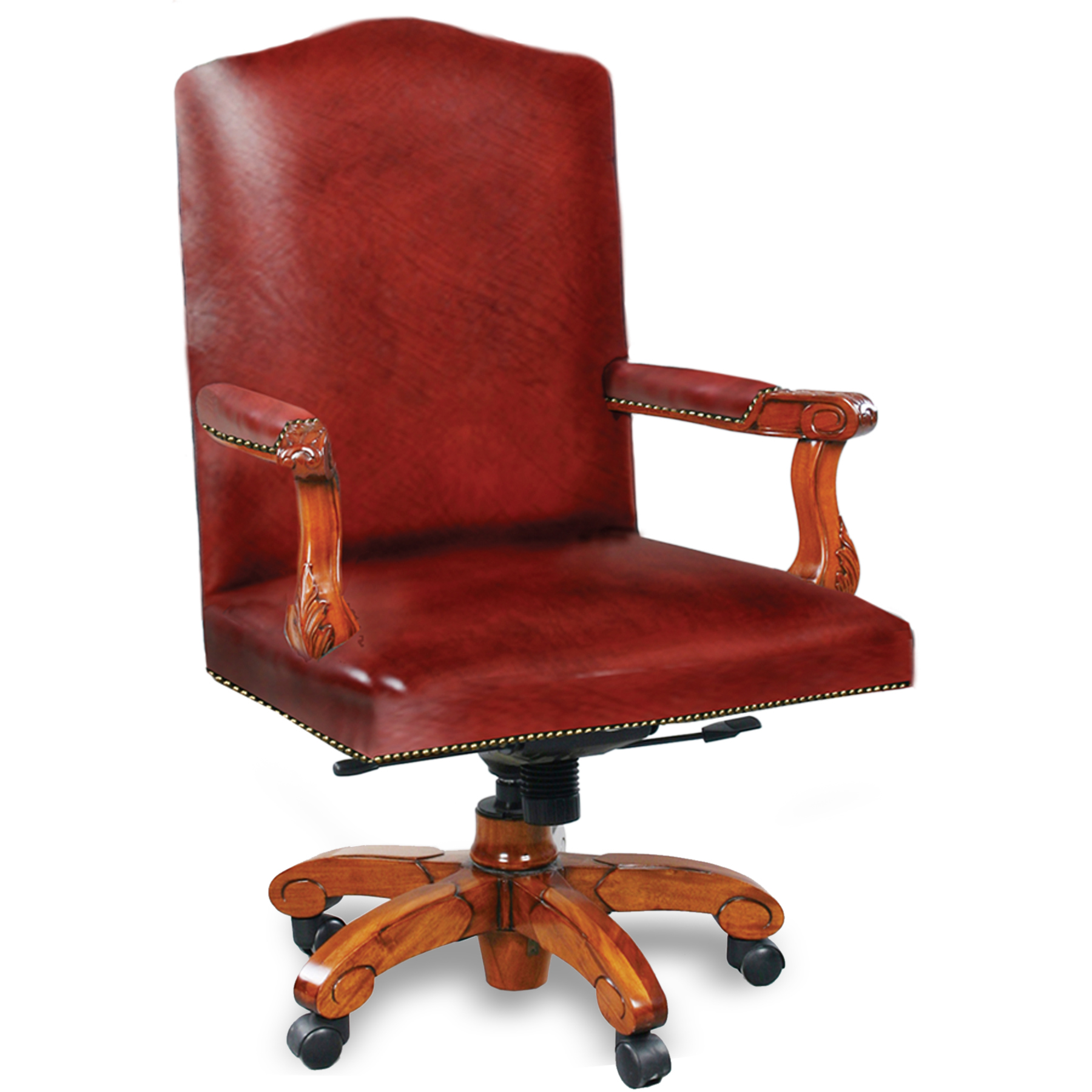 Queen Anne Office Chair Camerin