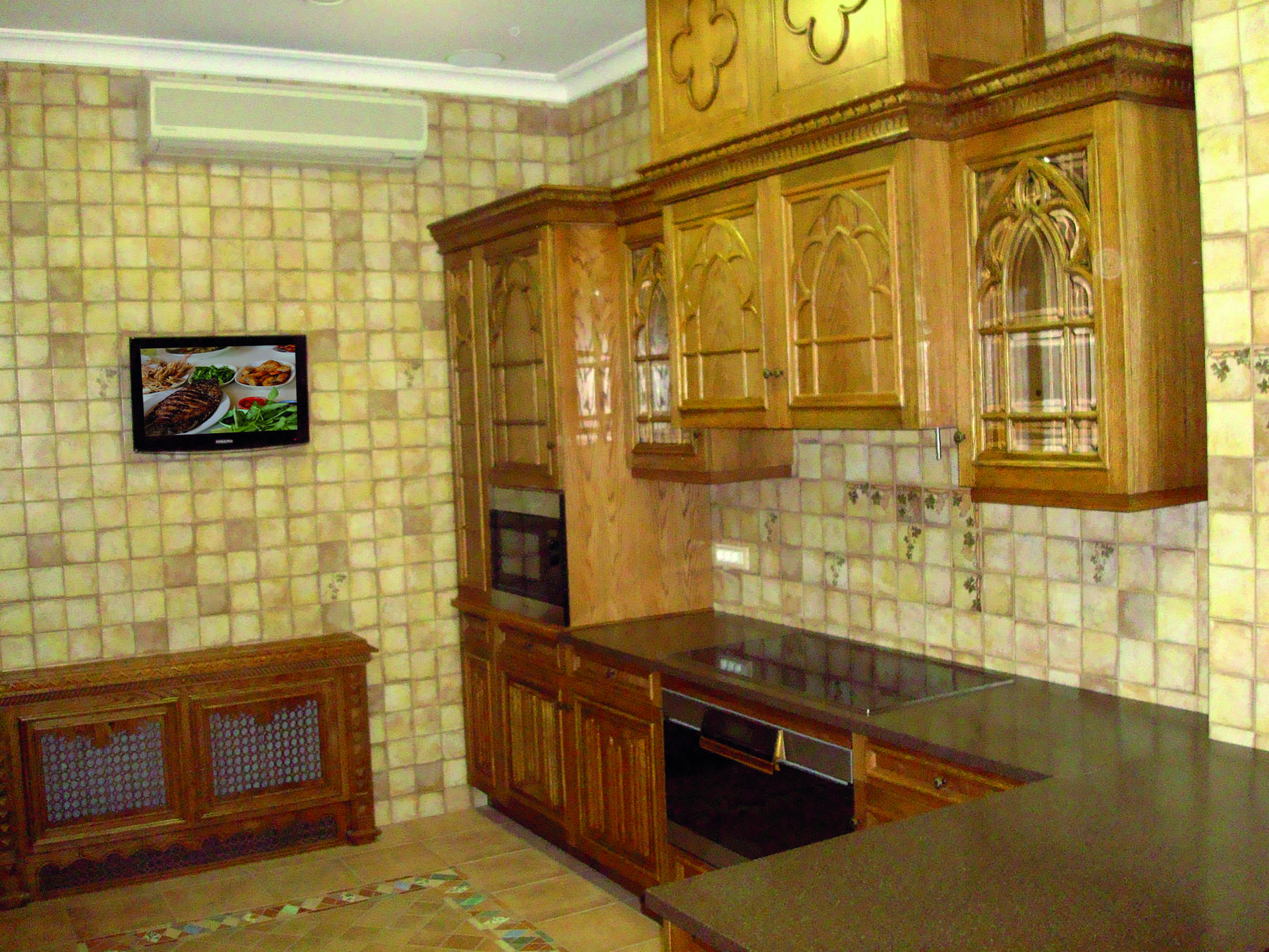 ... GOTHIC KITCHEN 2 ... & Gothic Kitchen For Presidential Dacia | Camerin