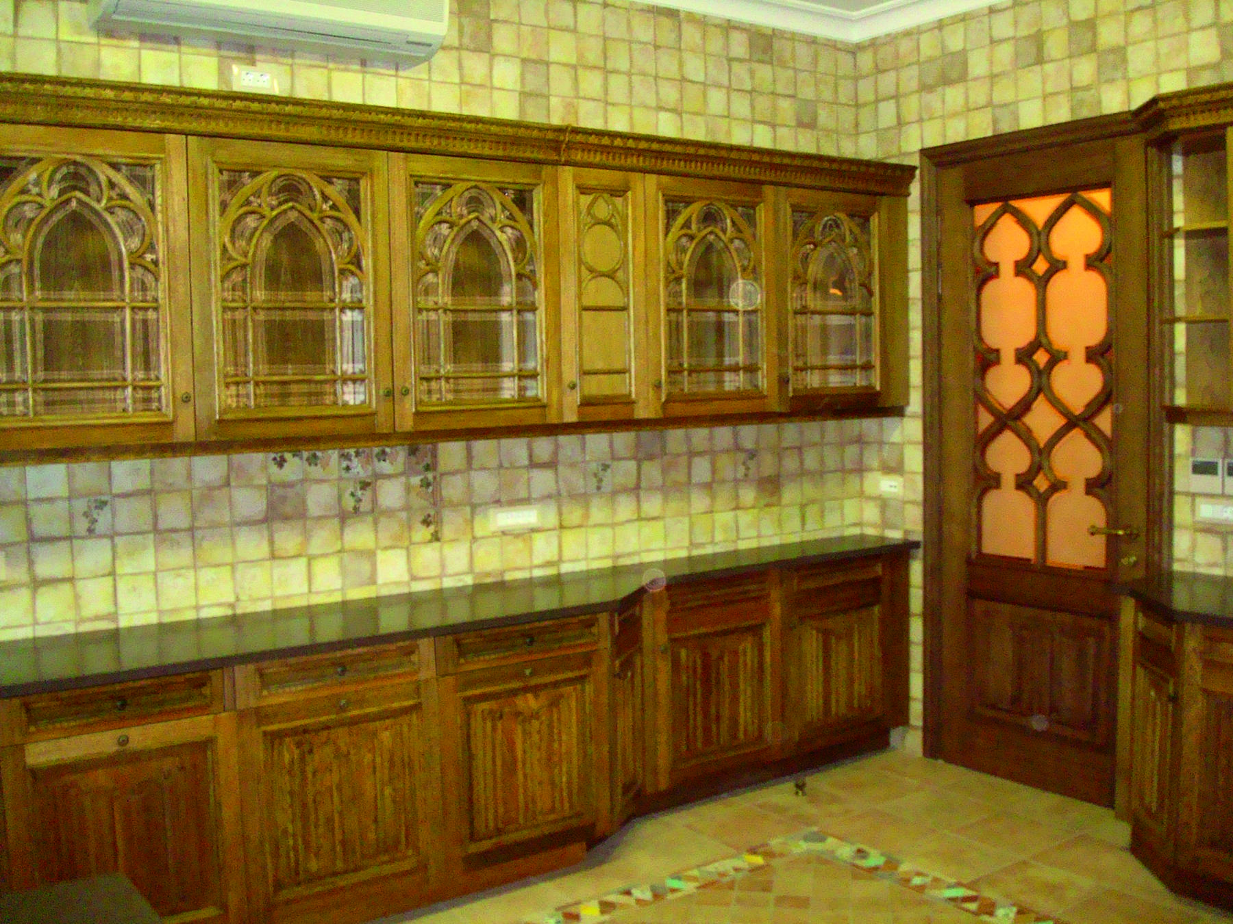 ... GOTHIC KITCHEN 3 & Gothic Kitchen For Presidential Dacia | Camerin