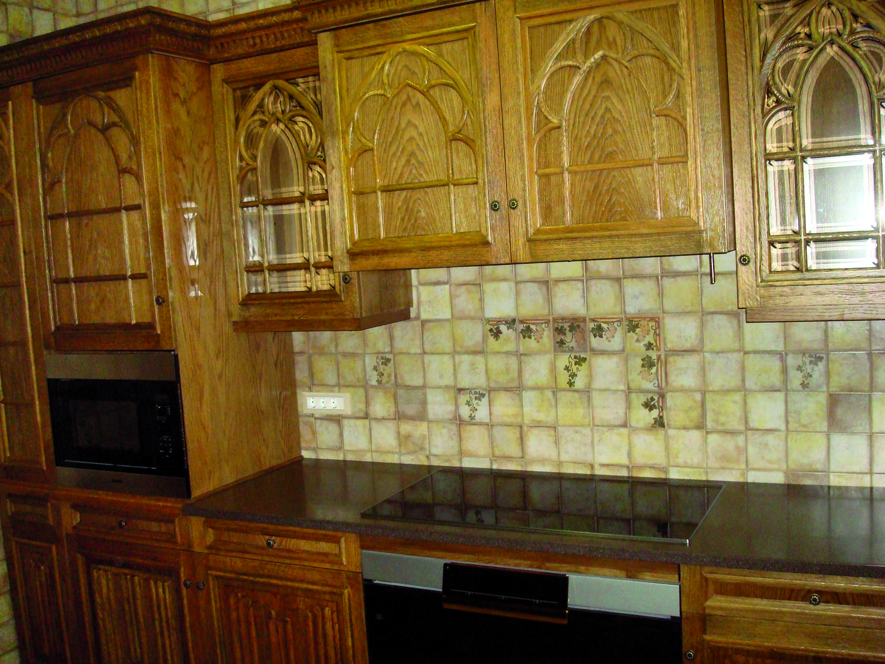 GOTHIC KITCHEN copia-1 GOTHIC KITCHEN 4 ... & Gothic Kitchen For Presidential Dacia | Camerin